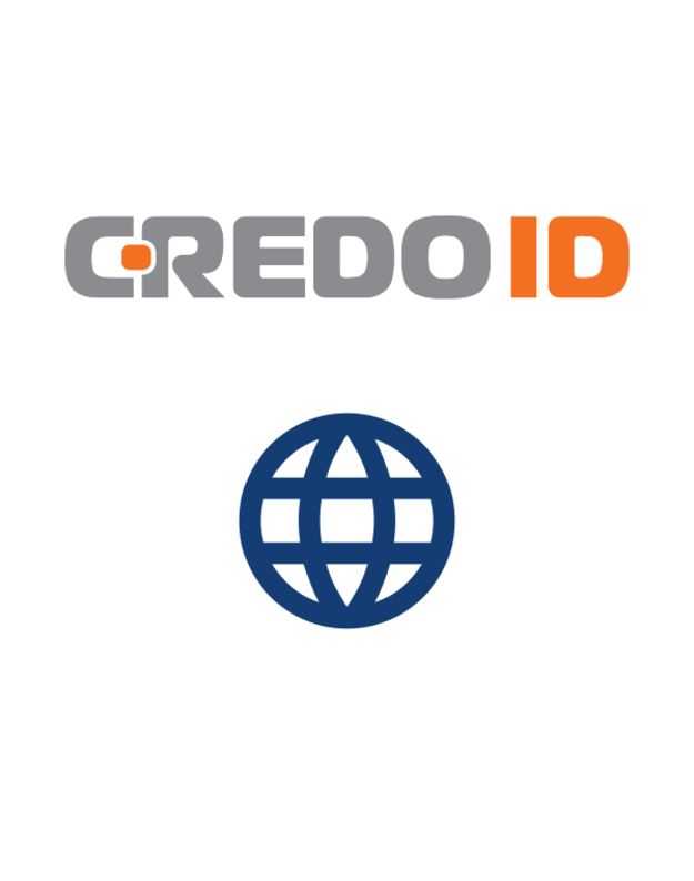 CredoID Web Interface